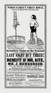 Being for the Benefit of Mr. Kite!