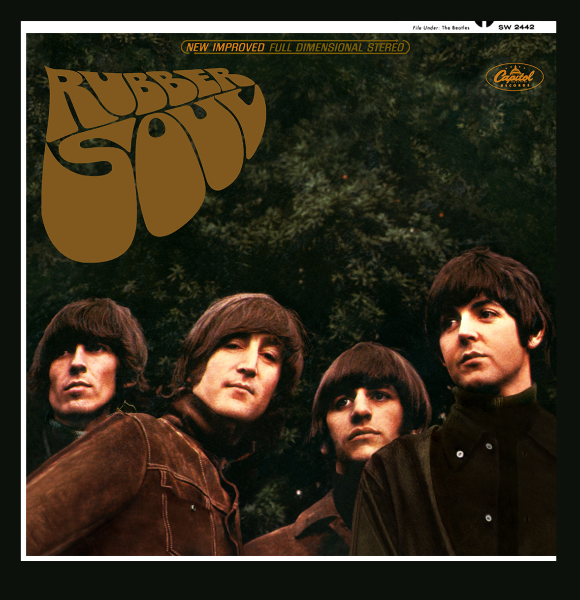 album review of the beatles rubber soul Rubber soul | the beatles to stream in hi-fi, or to download in true cd quality on qobuzcom.